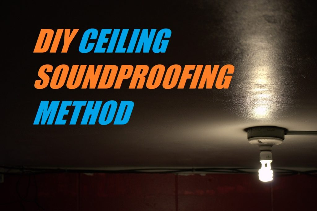 How Soundproof Ceiling Diy Solution For Noisy Neighbours