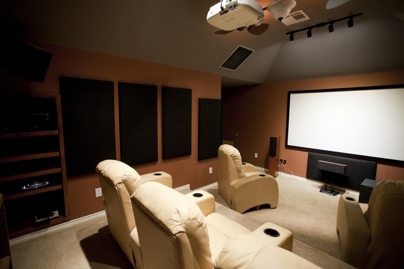 Diy Home Theater Soundproofing