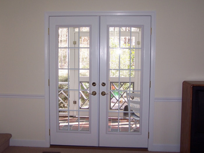 How to soundproof french doors with less than 50 - Soundproof french doors exterior ...