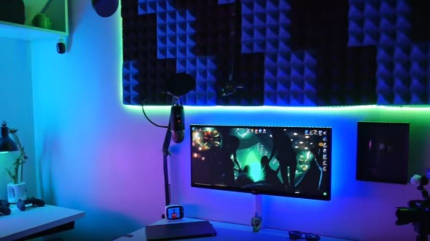 Soundproof Gaming Room 7 Easy Steps To Success Soundproof Advice